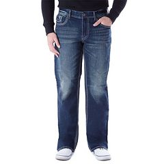 Men's Axe & Crown Dragonite Stretch Bootcut Jeans
