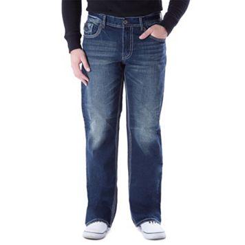 Men's Axe & Crown Dragonite Stretch Bootcut Jeans
