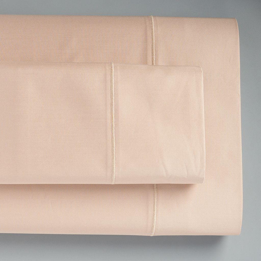 Simply Vera Vera Wang 2-pack 600 Thread Count Stripe Pillowcase Set