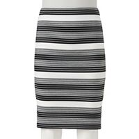 Juniors' Joe B Bodycon Midi Skirt