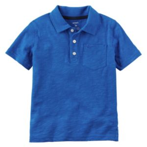 Baby Boy Carter's Slubbed Polo