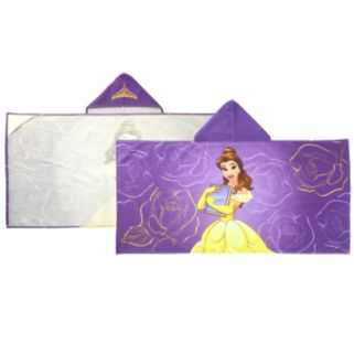 Disney's Beauty and the Beast Hooded Towel