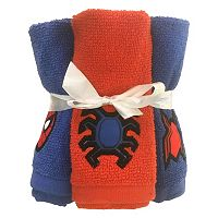 Spider-Man 6-pack Washcloth
