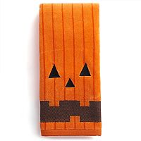 Celebrate Together Pumpkin Face Hand Towel