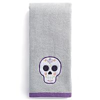 Celebrate Together Skulls Hand Towel