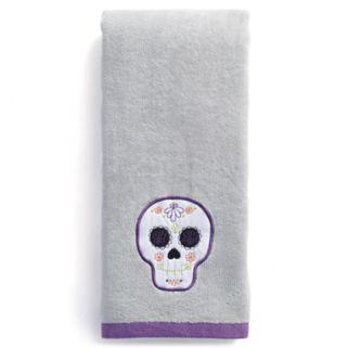 Celebrate Together Skulls Hand Towel