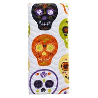 Celebrate Together Sugar Skulls Hand Towel