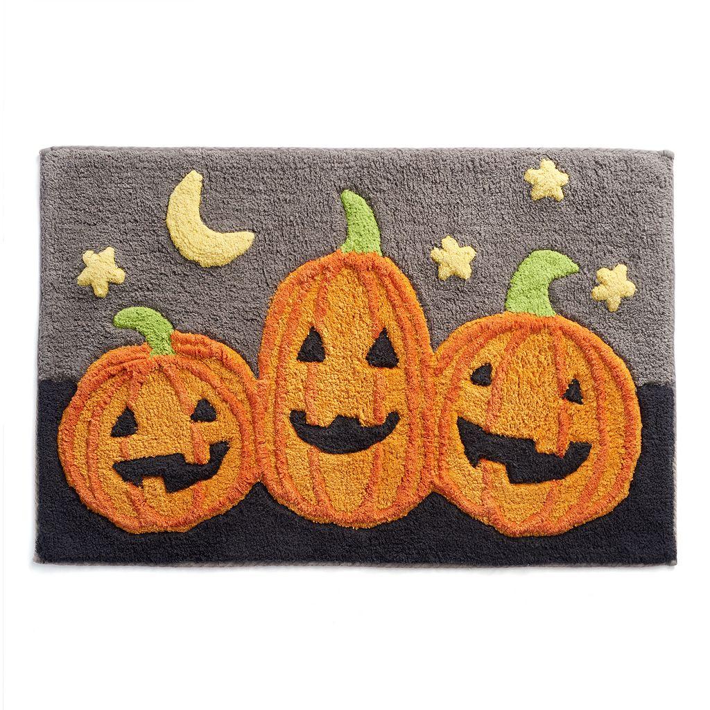 Celebrate Together Pumpkins Rug