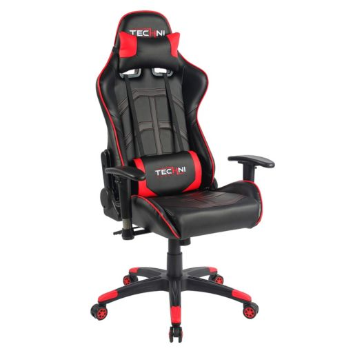 Techni Sport Ergonomic High-Back Gaming Desk Chair