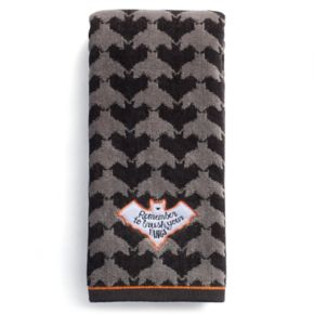 Celebrate Together Brush Fangs Hand Towel