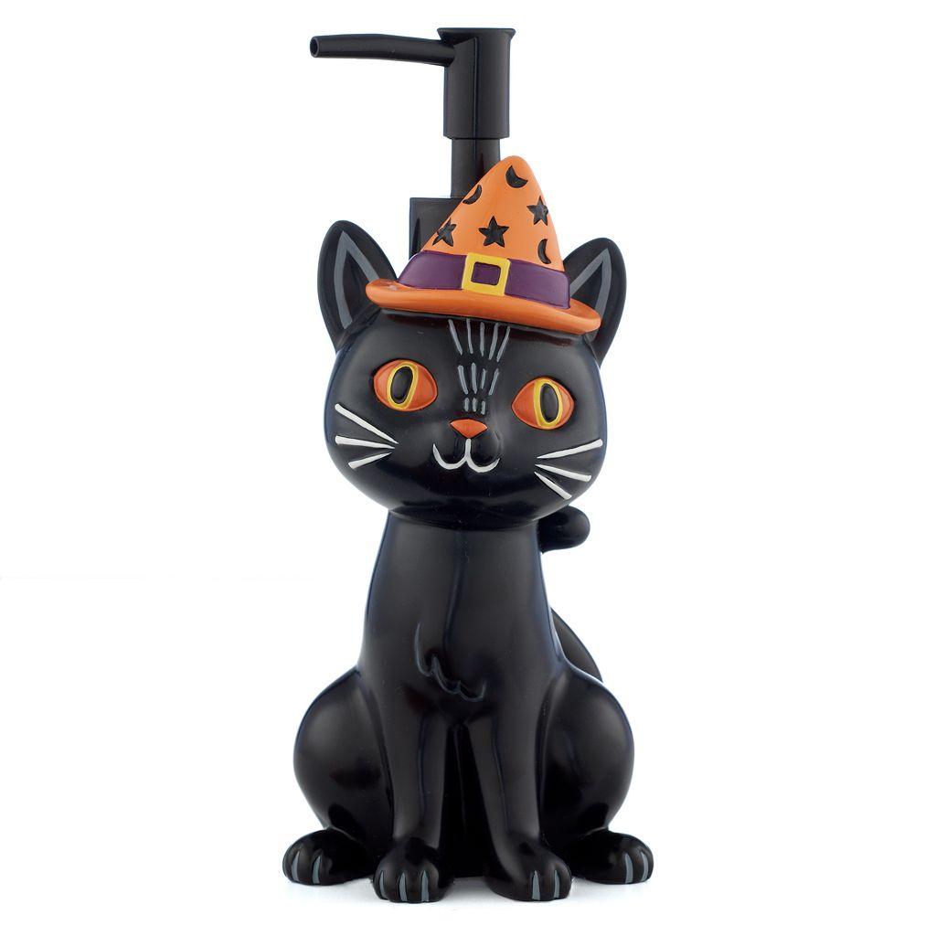 Celebrate Together Black Cat Soap Pump