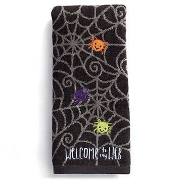 Celebrate Together Spider Web Hand Towel
