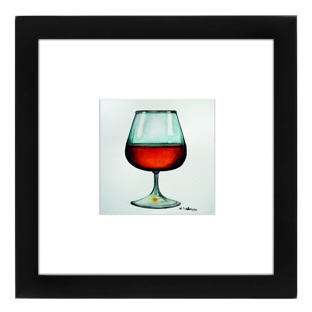 Americanflat Rum Framed Wall Art