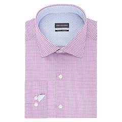 Big & Tall Van Heusen Air Spread-Collar Dress Shirt