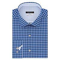 Big & Tall Van Heusen Air Spread-Collar Dress Shirt