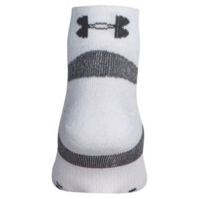 Boys Under Armour 3-Pack HeatGear Low-Cut Socks