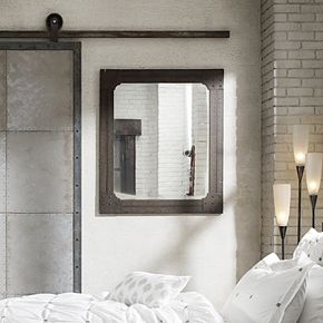 INK+IVY Benicia Wall Mirror