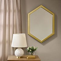 Madison Park Signature Hexi Wall Mirror