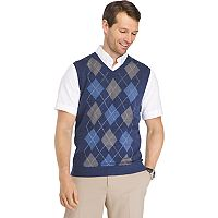 Men's Van Heusen Classic-Fit Argyle Sweater Vest