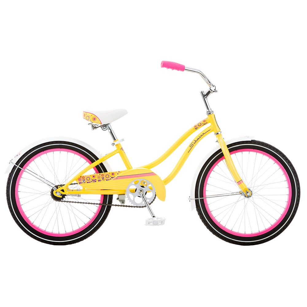Schwinn Maddy 20 Inch Cruiser Bike