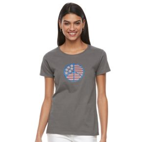 Women's MCcc American Graphic Tee