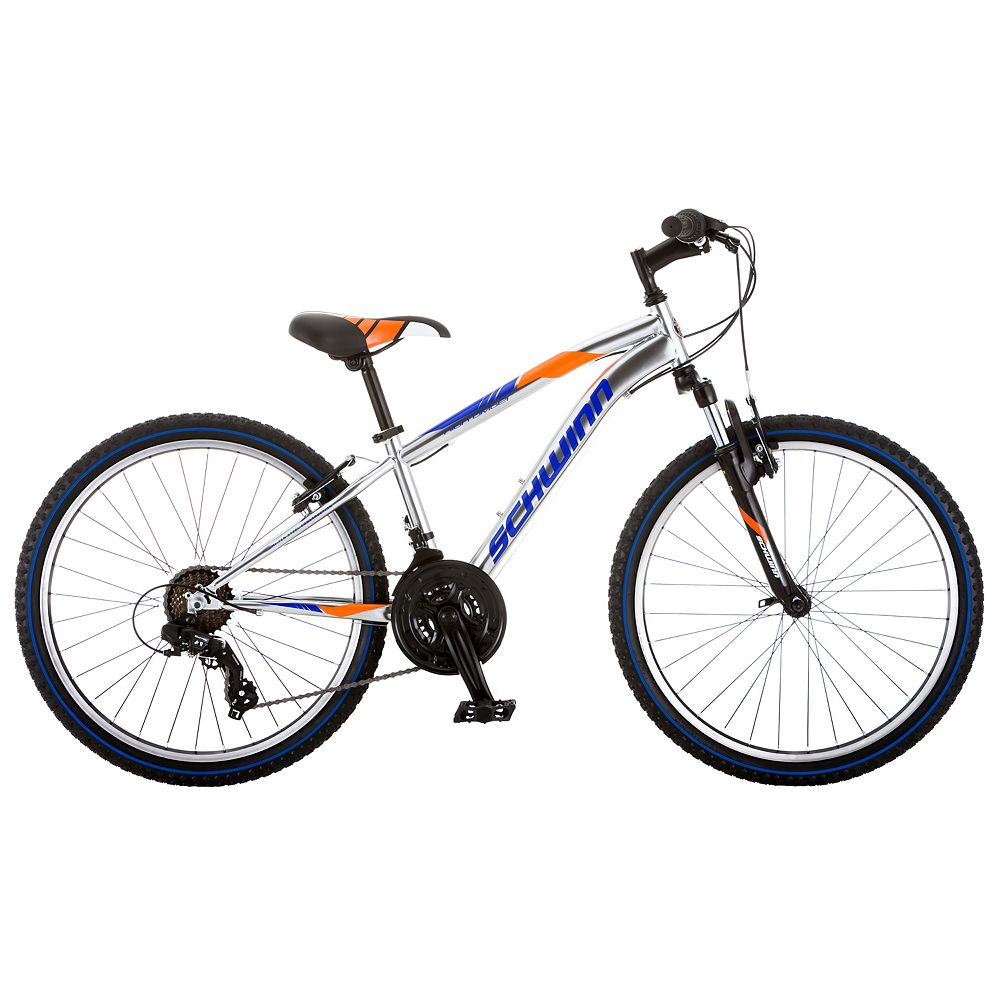 8069f99f0b0 Boys Schwinn High Timber 24-Inch Mountain Bike