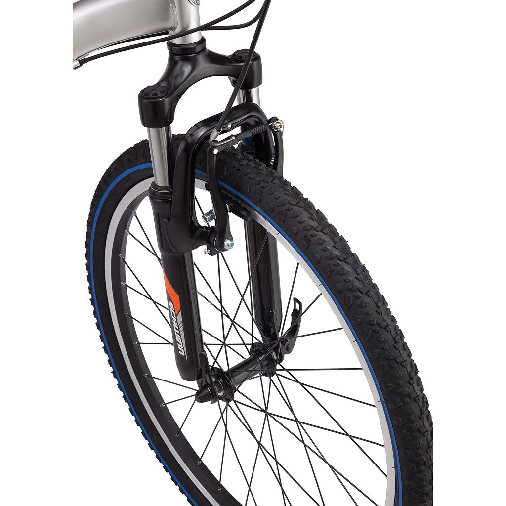 Boys Schwinn High Timber 24-Inch Mountain Bike