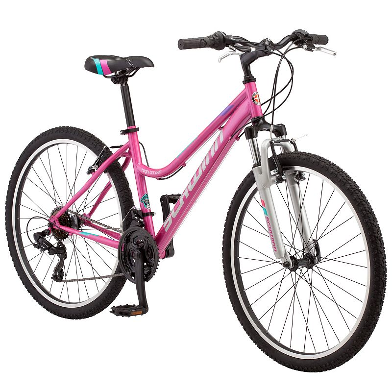 Women's Schwinn High Timber 26-Inch Mountain Bike, Lt Purple -  S4009D