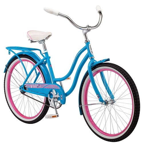1c2f07f0a80 Girls Schwinn Baywood 24-Inch Cruiser Bike