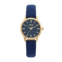 Vivani Women's Denim Watch