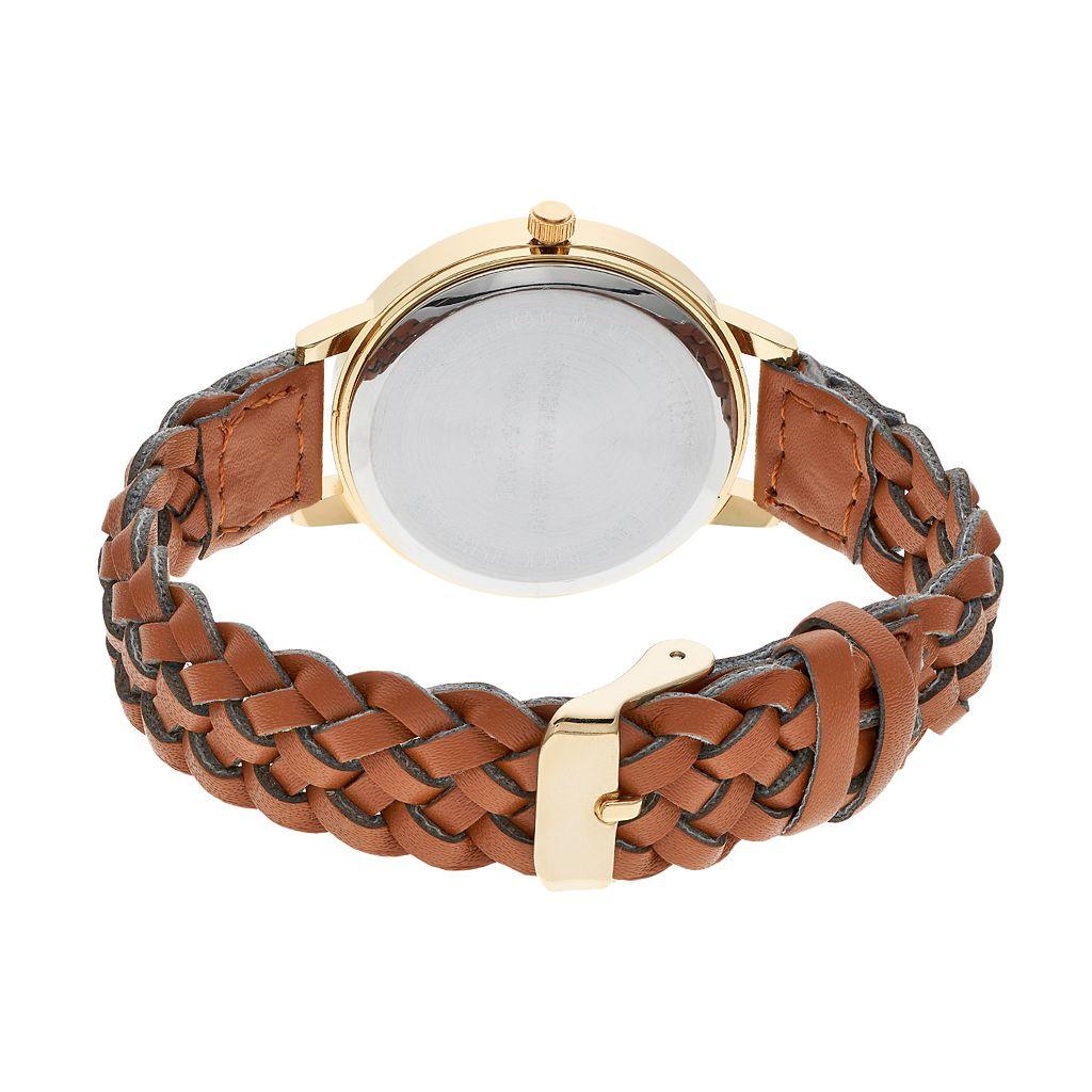 Vivani Women's Braided Watch
