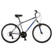 Men's Schwinn Suburban DLX 26-Inch Comfort Hybrid Bike
