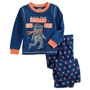 Boys 4-14 OshKosh B'gosh Abominable Snowman 2 pc Pajama Set