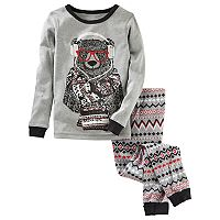 Boys 4-14 OshKosh B'gosh Bear 2-Piece Pajama Set