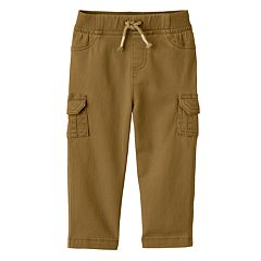Baby Boy Jumping Beans® Stretch Cargo Pants