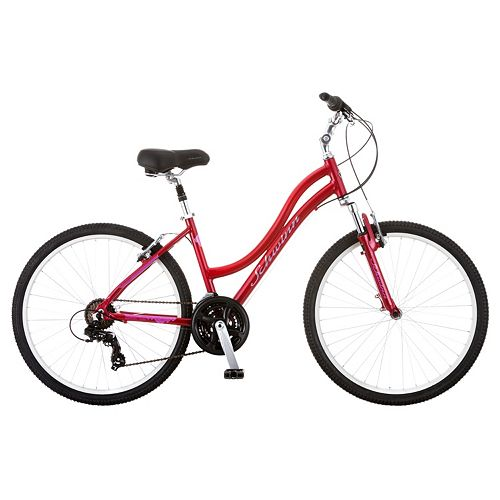 Women's Schwinn Suburban DLX 26-Inch Comfort Hybrid Bike