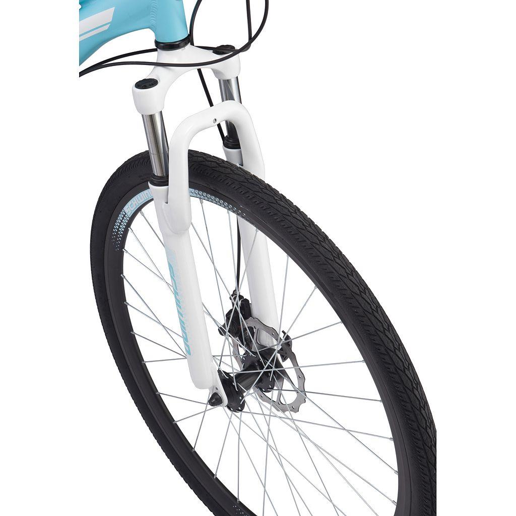 Women's Schwinn 700c GTX-2 Dual Sport Hybrid Bike