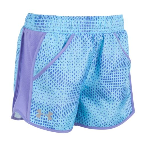 Girls 4-6x Under Armour Grid Athletic Shorts