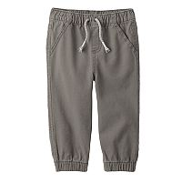 Baby Boy Jumping Beans® Stretch Cuffed Jogger Pants