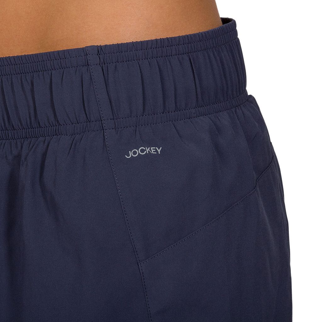 Women's Jockey Sport Air Woven Running Shorts