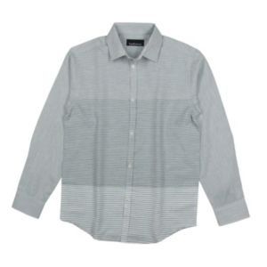 Boys 8-20 Van Heusen Striped Button-Down Shirt