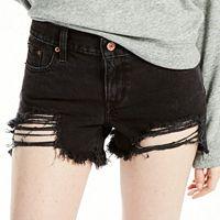 Women's Levi's® Authentic Jean Shortie Short