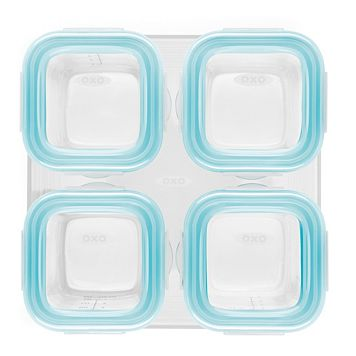 OXO Tot 4-oz. Glass Baby Food Blocks