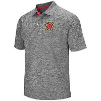 Men's Campus Heritage Maryland Terrapins Slubbed Polo