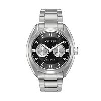Citizen Eco-Drive Men's Paradex Stainless Steel Watch - BU4010-56E