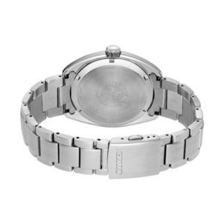 Citizen Eco-Drive Men's Paradex Stainless Steel Watch - BU4010-56E