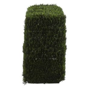 nearly natural Artificial 20-in. Decorative Cedar Hedge
