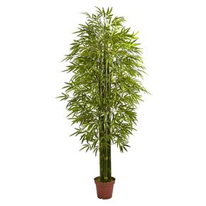 nearly natural Artificial 7-ft. Bamboo Artificial Tree