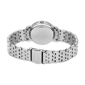 Citizen Eco-Drive Women's Silhouette Crystal Stainless Steel Watch - EX1480-58L