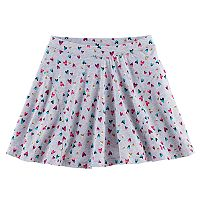 Girls 4-10 Jumping Beans® Pattern Skort
